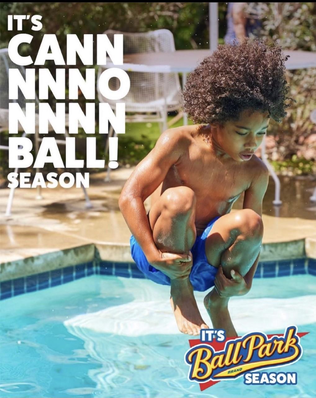Carter Morgan Cannonballs for Ballpark Franks
